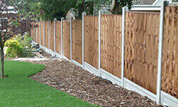 ACH Landscapes Garden Fences/Gates