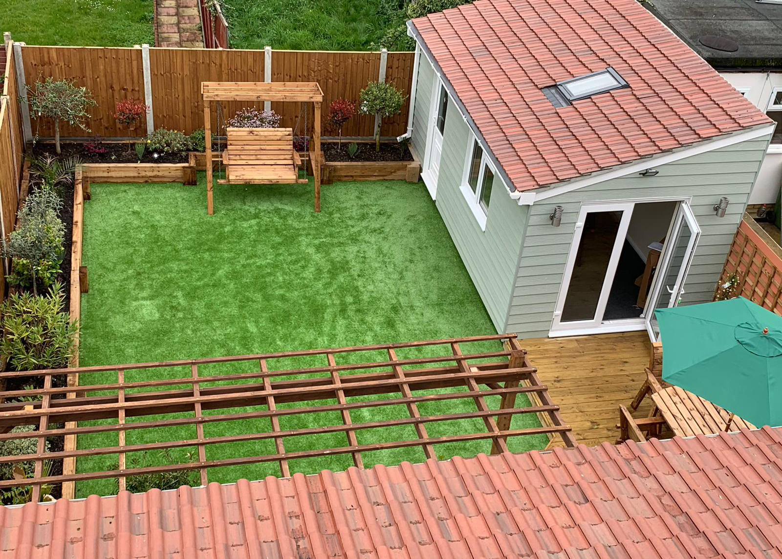 gardening services in Ilford
