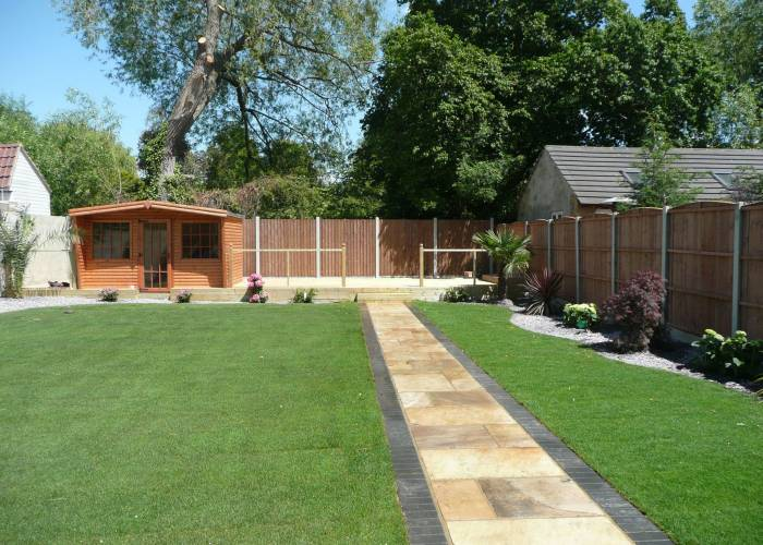 Landscape Gardening in Ilford