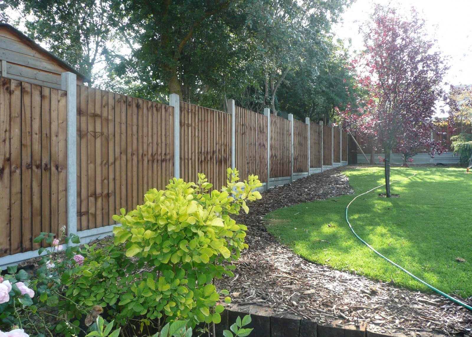 Landscaped Lawn Hornchurch area